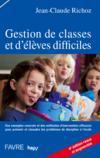 Livres - Gestion de classes et d'élèves difficiles
