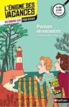 Livres - L'ENIGME DES VACANCES T.18 ; parfum de vacances ; du CM1 au CM2 ; 9/10 ans