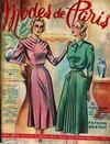 Presse - Modes De Paris N°164 du 03/02/1950