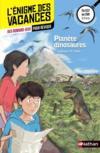 Livres - L'ENIGME DES VACANCES T.35 ; planète dinosaures ; du CM1 au CM2 ; 8/9 ans