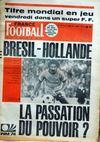 Presse - France Football N°1474 du 02/07/1974