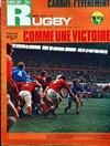 Presse - Miroir Du Rugby N°173 du 01/03/1976