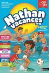 Livres - NATHAN VACANCES ; du CE1 vers le CE2 ; 7/8 ans (édition 2017)