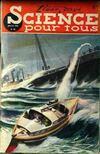 Presse - Science Pour Tous N°30 du 01/07/1949