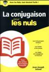Livres - La conjugaison pour les nuls