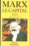 Livres - Le Capital - Livre I - Sections I A Iv T1