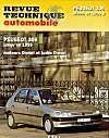 Livres - Rta 569.1 Peugeot 306 Diesel Et Td (93/95)