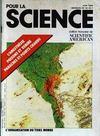Presse - Pour La Science N°92 du 01/06/1985
