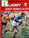Presse - Miroir Du Rugby N°179 du 01/11/1976