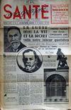 Presse - Sante Magazine N°84 du 01/01/1939