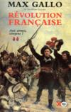 Livres - Révolution française t.2 ; aux armes citoyens !