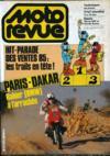 Presse - Moto Revue N°2687 du 24/01/1985