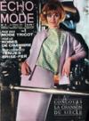 Presse - Echo De La Mode N°7 du 16/02/1964