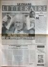 Presse - Figaro Litteraire (Le) du 14/09/1995