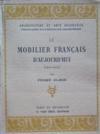 Livres - Le mobilier français d'aujourd'hui (1910-1925).
