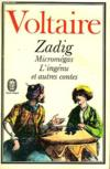 Livres - Zadig - Micromegas - L'Ingenu - Et Autres Contes - Tome Ii