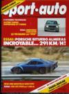 Presse - Sport Auto N°277 du 01/02/1985