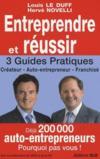 Livres - Entreprendre et réussir ; 3 guides pratiques