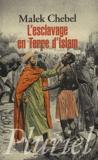 Livres - L'esclavage en terre d'islam