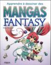 Livres - Apprendre a dessiner des mangas fantasy