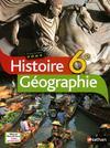 Livres - Histoire/géographie ; 6ème ; manuel numérique (édition 2009)