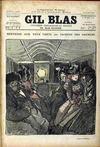 Presse - Gil Blas N°43 du 23/10/1896