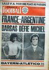 Presse - France Football N°1467 du 14/05/1974