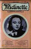 Presse - Midinette N°539 du 19/03/1937