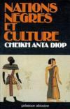 Livres - Nations nègres et culture