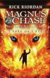 Livres - Magnus Chase et les dieux d'Asgard t.1 ; l'épée de l'été