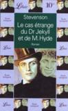 Livres - L'etrange cas du dr jekyll et m. hyde