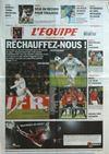Presse - Equipe (L') N°19912 du 10/01/2009