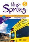 Livres - NEW SPRING ; anglais ; 5ème ; LV1 ; workbook (édition 2007)