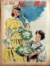 Presse - Petit Echo De La Mode (Le) N°18 du 02/05/1948