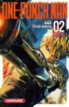 Livres - One-Punch Man T.2 ; le secret de la puissance