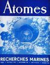 Presse - Atomes N°125 du 01/08/1956