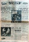 Presse - Equipe (L') N°3581 du 11/10/1957