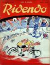 Presse - Ridendo N°138 du 01/03/1950