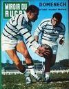 Presse - Miroir Du Rugby N°3 du 01/04/1961