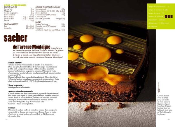 Livre le chocolat qui me fait craquer 45 recettes - Livre cuisine michalak ...