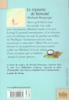Livre le royaume de kensuk michael morpurgo - Les neuf portes du royaume des ombres livre ...