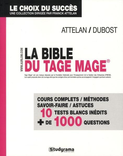 la bible du tage mage pdf