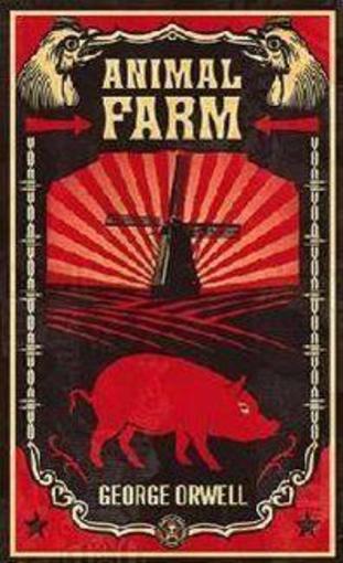 livre animal farm george orwell