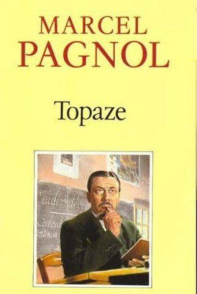 Marcel pagnol topaze resume