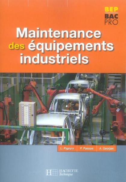 Livre maintenance des equipements industriels bac pro - Bac pro decorateur interieur ...