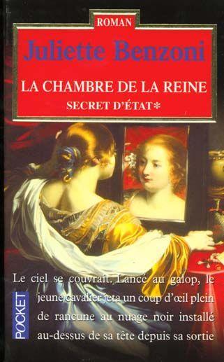 Livre la chambre de la reine tome 1 juliette benzoni for Chambre de la reine