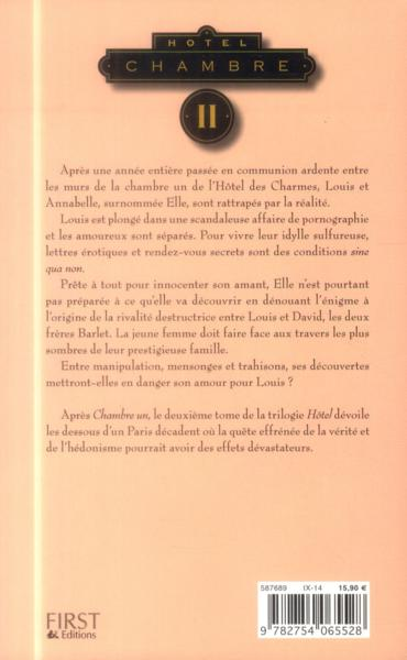 Livre hotel chambre tome 2 acheter occasion 2014 for Hotels a prix reduits