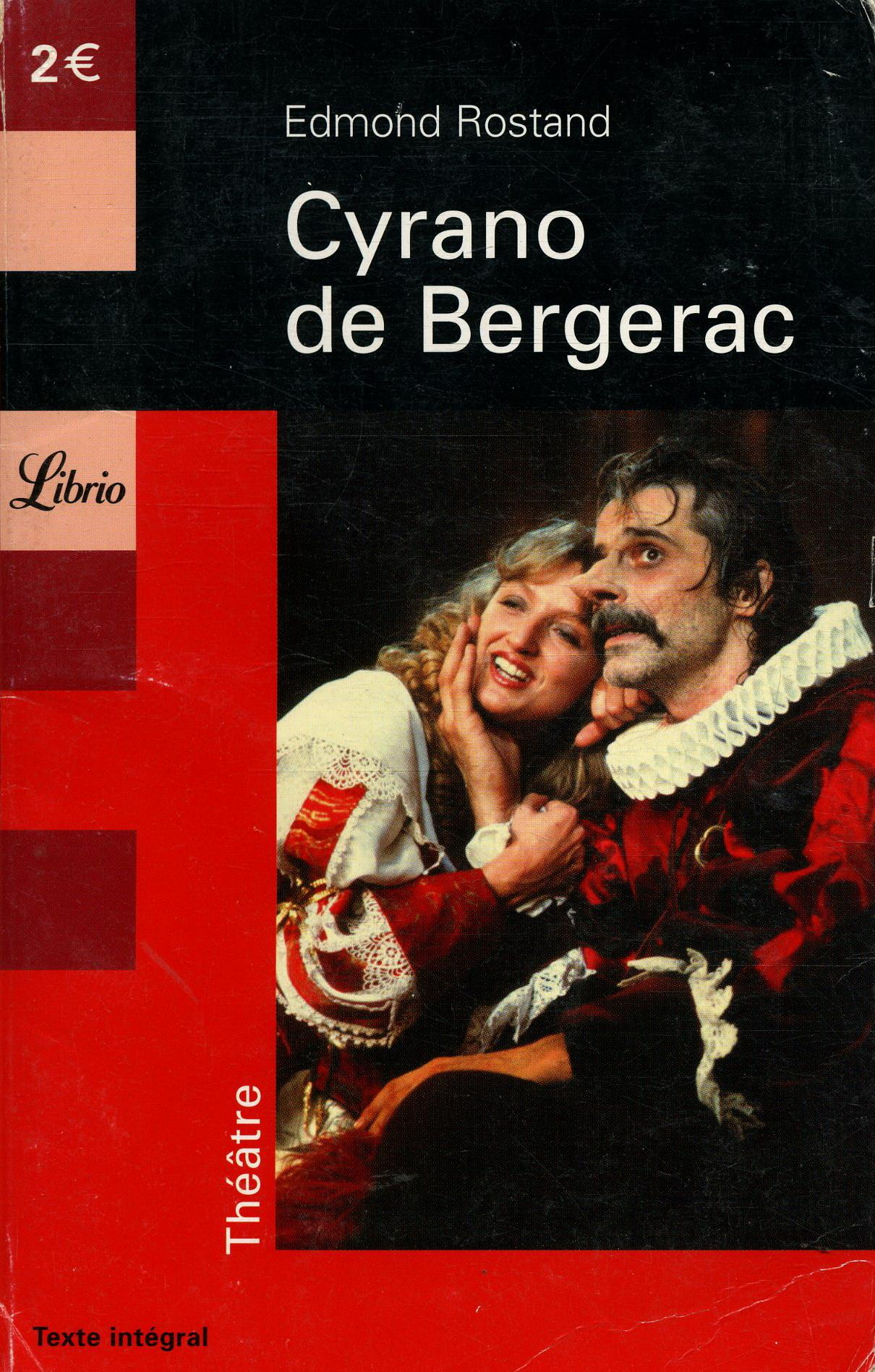 cyrano de bergerac the hero About cyrano rostand's hero is based on a real-life person named cyrano, who was born in 1619 a castle owned by his father was called bergerac.