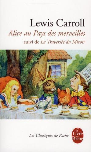 Livre alice au pays des merveilles la travers e du - La cuisine d alice au pays des merveilles ...