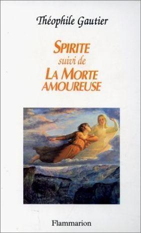 livre spirite th ophile gautier acheter occasion 07 05 1992. Black Bedroom Furniture Sets. Home Design Ideas